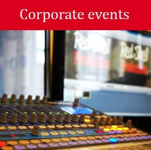 Live Event Streaming Company - Red Shell Productions