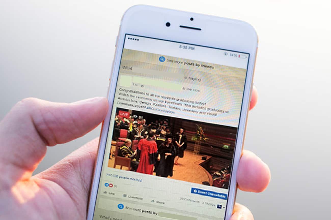 Facebook Live - Facebook Video Streams